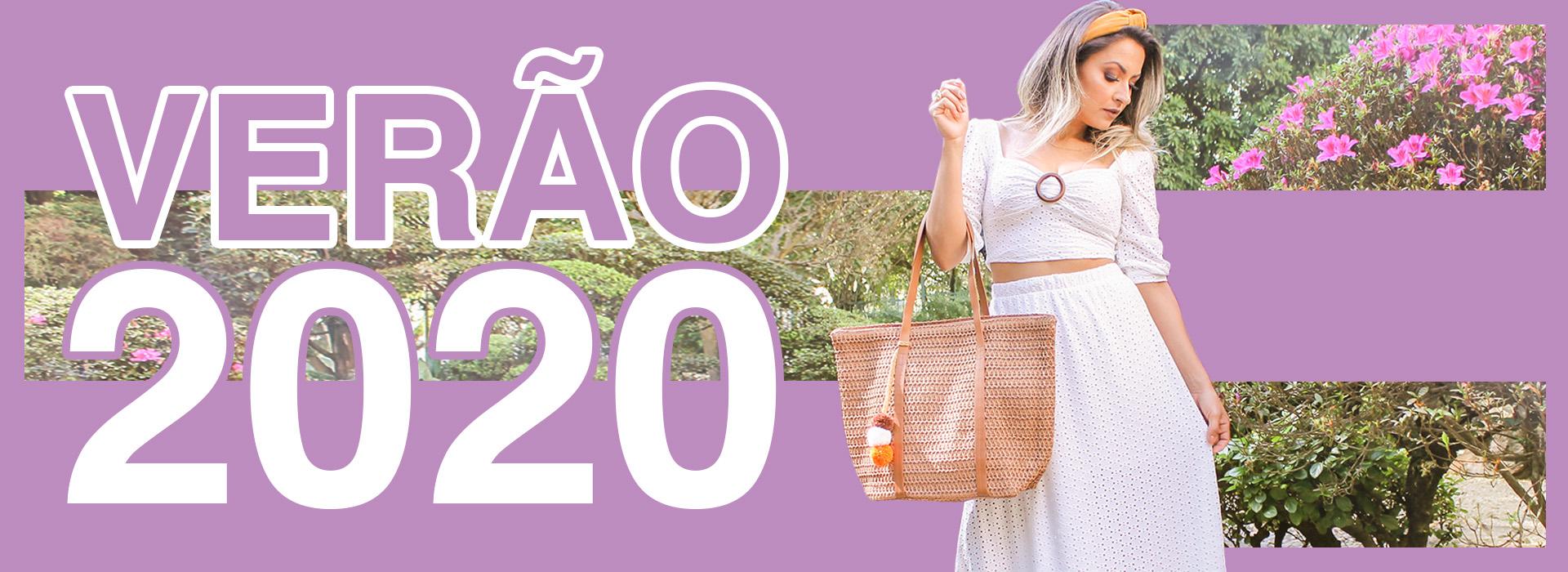 Verão 2020! confira as novidades